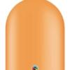 Qualatex 646q Orange Twister Balloons
