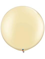 "Qualatex 30"" Pearl Ivory Latex Balloon"
