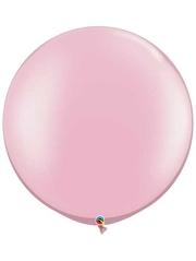 "Qualatex 30"" Pearl Pink Latex Balloon"