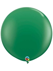 "Qualatex 36"" Green Latex Balloons"