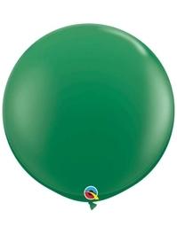 "Qualatex 36"" Green Latex Balloons"