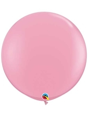"Qualatex 36"" Pink Latex Balloons"