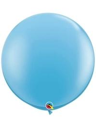 "Qualatex 36"" Pale Blue Latex Balloons"