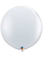 "Qualatex 36"" Diamond Clear Latex Balloons"
