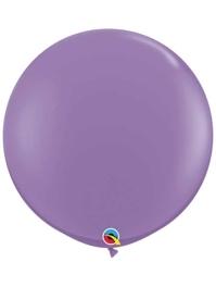 "Qualatex 36"" Spring Lilac Latex Balloons"
