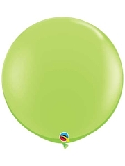"Qualatex 36"" Lime Green Latex Balloons"