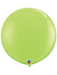 "Qualatex 36"" Lime Green Latex Balloons"