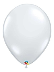 "Qualatex 16"" Diamond Clear Latex Balloons"