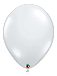 "Qualatex 16"" Diamond Clear Latex Balloons"