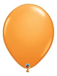 """16"""" Orange Latex Balloons"""