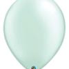 """Qualatex 16"""" Pearl Mint Green Latex Balloons"""