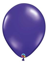 Qualatex Quartz Purple Latex Balloons