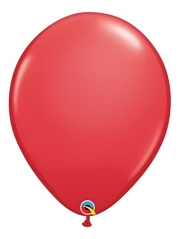 "16"" Red Latex Balloons"