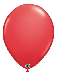 """16"""" Red Latex Balloons"""