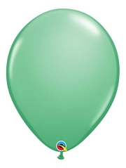 "Qualatex 16"" Wintergreen Latex Balloons"