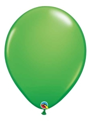 "Qualatex 16"" Spring Green Latex Balloons"