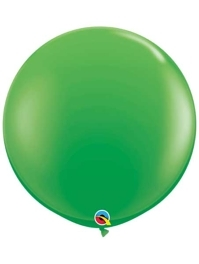 "Qualatex 36"" Spring Green Latex Balloons"