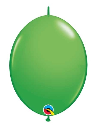 """Qualatex 12"""" Spring Green Quick Link Balloons"""