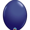 "Qualatex 12"" Navy Blue Quick Link Balloons"
