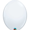 """Qualatex 12"""" White Quick Link Balloons"""