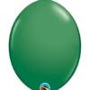 "Qualatex 12"" Green Quick Link Balloons"