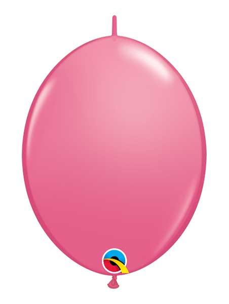 "Qualatex 12"" Rose Quick Link Balloons"
