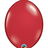 "Qualatex 12"" Ruby Red Quick Link Balloons"