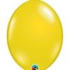 "Qualatex 12"" Citrine Yellow Quick Link Balloons"