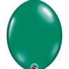 """Qualatex 12"""" Emerald Green Quick Link Balloons"""