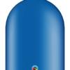 Qualatex 646q Sapphire Blue Twister Balloons