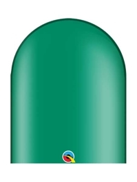 Qualatex 646q Emerald Green Twisting Balloons