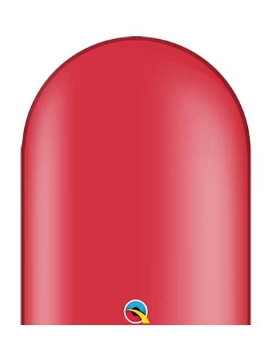 Qualatex 646q Ruby Red Twister Balloons