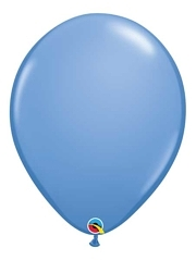 "Qualatex 16"" Periwinkle Latex Balloons"