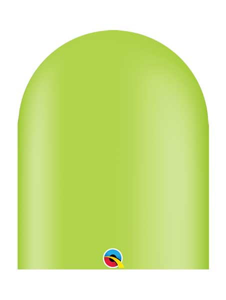 Qualatex 646q Lime Green Animal Balloons
