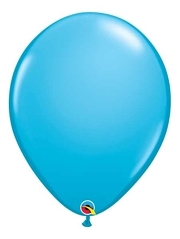 "Qualatex 16"" Robin's Egg Latex Balloons"