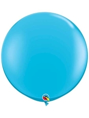 "Qualatex 36"" Robin's Egg Blue Latex Balloons"
