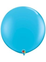 "Qualatex 36"" Robin's Egg Blue Latex Balloons"