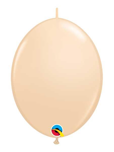 "Qualatex 12"" Blush Quick Link Balloons"