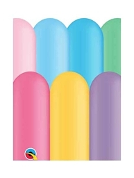 260Q Vibrant Assortment Animal Balloons (100ct) Q13769 - MF36279