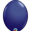 "Qualatex 6"" Navy Blue Quicklink Balloons"