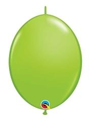 "Qualatex 6"" Lime Green Quicklink Balloons"