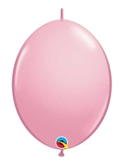 "Qualatex 6"" Pink Quicklink Balloons"