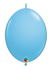 "Qualatex 6"" Pale Blue Quicklink Balloons"