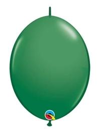 "Qualatex 6"" Green Quicklink Balloons"