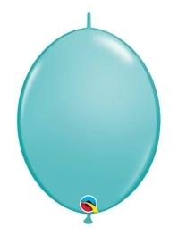 "Qualatex 6"" Caribbean Blue Quicklinks Balloons"