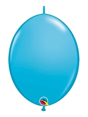 "Qualatex 6"" Robin's Egg Blue Quicklink Balloons"