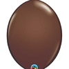 "Qualatex 6"" Chocolate Brown Quicklinks Balloons"