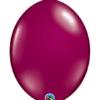 "Qualatex 6"" Sparkling Burgundy Quicklink Balloons"