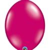 "Qualatex 6"" Jewel Magenta Quicklink Balloons"