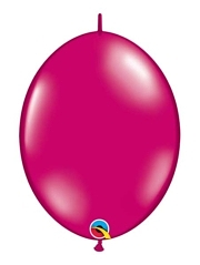 "Qualatex 6"" Jewel Magenta Quicklink Balloons"